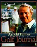 Arnold Palmer Golf Journal by Arnold Palmer Golf Academy: Book Cover