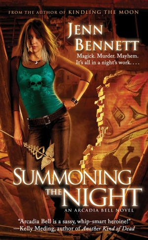 Jenn Bennett Summoning the Night