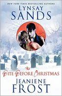 The Bite Before Christmas by Lynsay Sands: NOOK Book Cover