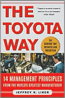 The Toyota Way by Jeffrey Liker: Book Cover