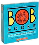 Bob Books Set #1: Beginning Readers (Bob Books Series) by Scholastic, Inc.: Product Image