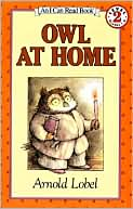 Owl at Home (I Can Read Book Series by Arnold Lobel: Book Cover