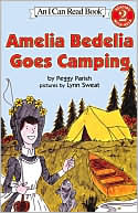 Amelia Bedelia Goes Camping (I Can Read Book 2 Series) by Peggy Parish: Book Cover