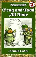 Frog and Toad All Year (I Can Read Book Series: Level 2)