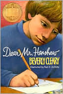 Dear Mr. Henshaw by Beverly Cleary: Book Cover
