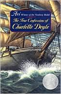 True Confessions of Charlotte Doyle by Avi: Book Cover