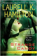 Strange Candy by Laurell K. Hamilton: Book Cover