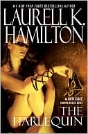 The Harlequin (Anita Blake Vampire Hunter Series #15) by Laurell K. Hamilton: Book Cover