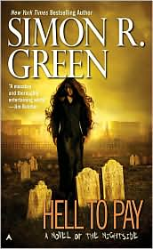 Hell to Pay (Nightside Series #7) by Simon R. Green: Book Cover