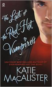The Last of the Red-Hot Vampires (Dark Ones Series #5) by Katie MacAlister: Book Cover