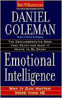 Emotional Intelligence by Daniel Goleman: Book Cover