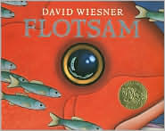 Flotsam by David Wiesner: Book Cover