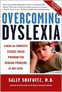 Overcoming Dyslexia by Sally Shaywitz: Book Cover