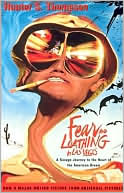 Fear and Loathing in Las Vegas by Hunter S. Thompson: Book Cover