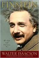Einstein by Walter Isaacson: Book Cover