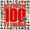 All-Time Top 100 TV Themes: CD Cover