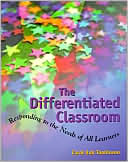 Differentiated Classroom by Carol Ann Tomlinson: Book Cover