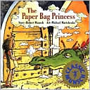The Paper Bag Princess by Robert Munsch: Book Cover