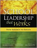 School Leadership That Works by Robert J. Marzano: Book Cover