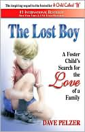 The Lost Boy by Dave Pelzer: Book Cover