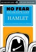Hamlet (No Fear Shakespeare Series) by William Shakespeare: Book Cover