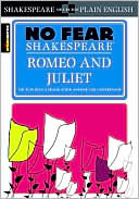 Romeo and Juliet (No Fear Shakespeare) by William Shakespeare: Book Cover
