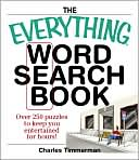 Everything Word Search Book by Charles Timmerman: Book Cover