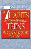 The 7 Habits of Highly Effective Teens Workbook by Sean Covey: Book Cover