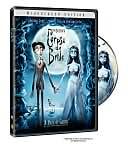 Tim Burton's Corpse Bride with Johnny Depp