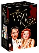 The Complete Thin Man Collection with William Powell
