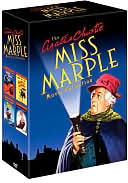 Agatha Christie's Miss Marple Movie Collection with Margaret Rutherford