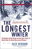 The Longest Winter by Alex Kershaw: Book Cover