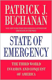 State of Emergency by Patrick J. Buchanan: Book Cover