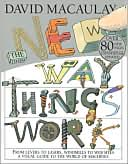 The New Way Things Work by David Macaulay: Book Cover