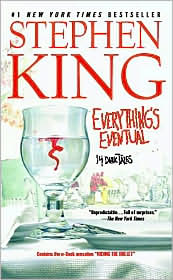 Everything's Eventual by Stephen King: Book Cover