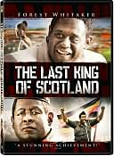 The Last King of Scotland with Forest Whitaker