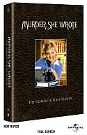 Murder She Wrote - The Complete First Season with Angela Lansbury