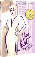 Mae West: the Glamour Collection with Mae West