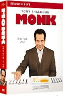 Monk - Season 5 with Tony Shalhoub