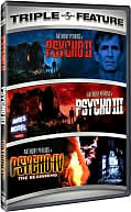 Psycho Ii/Psycho Iii/Psycho Iv