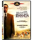 Hotel Rwanda with Don Cheadle