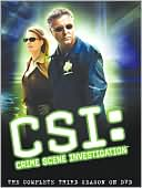 CSI - Crime Scene Investigation, The Complete Third Season with William Petersen