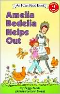 Amelia Bedelia Helps Out by Peggy Parish: Book Cover