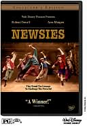 Newsies with Christian Bale