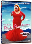 Pink Flamingos with Divine