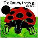 The Grouchy Ladybug by Eric Carle: Book Cover