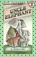 Uncle Elephant by Arnold Lobel: Book Cover