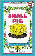 Small Pig by Arnold Lobel: Book Cover