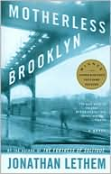 Motherless Brooklyn by Jonathan Lethem: Book Cover