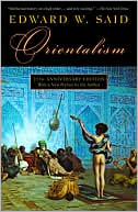 Orientalism by Edward W. Said: Book Cover